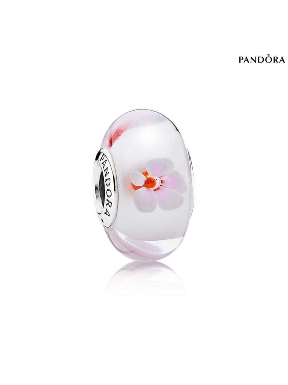 pandora charms fleur de cerisier
