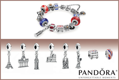 pandora charms exclusive france