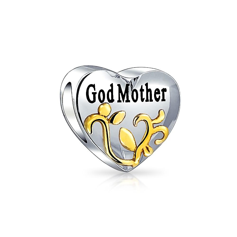 pandora charms godmother