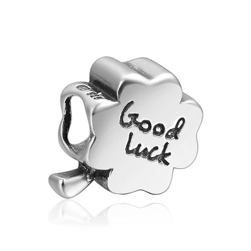 pandora charms good luck