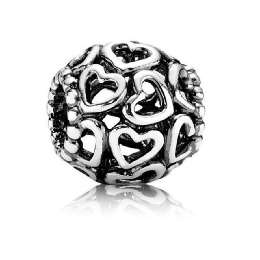 pandora charms heart