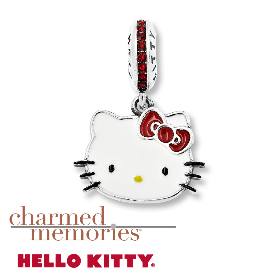 pandora charms hello kitty