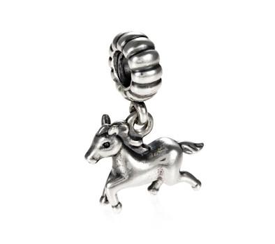 pandora charms horse