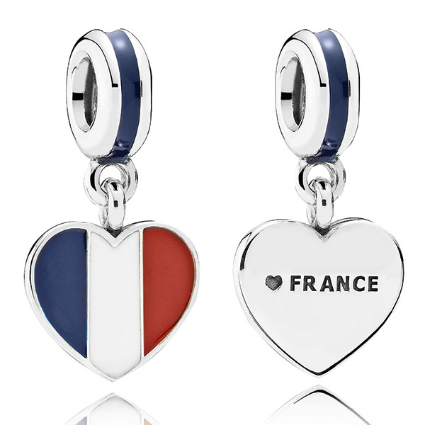 pandora charms in france