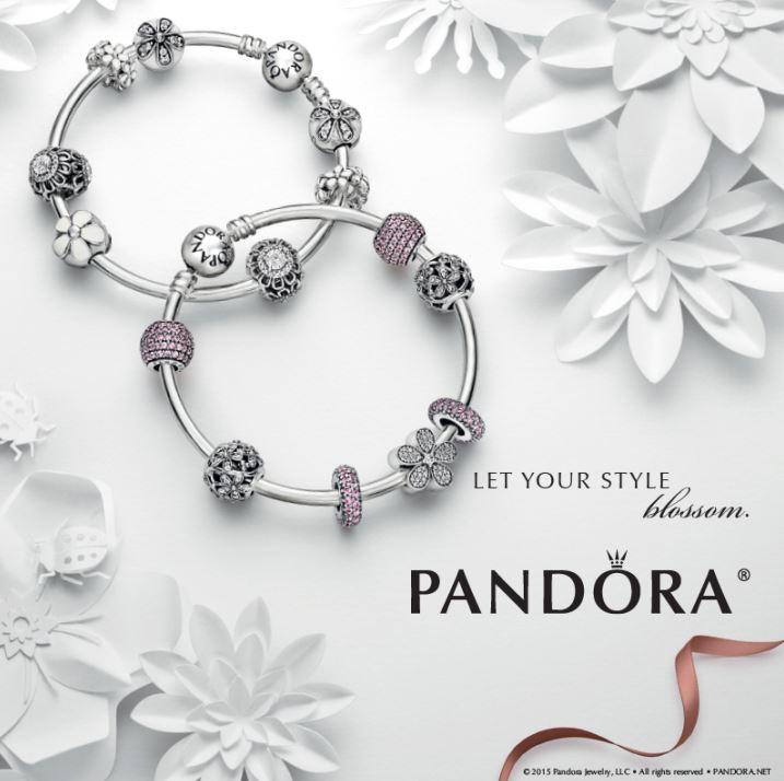 pandora charms jewelry
