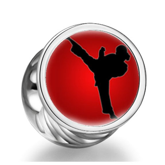 pandora charms karate
