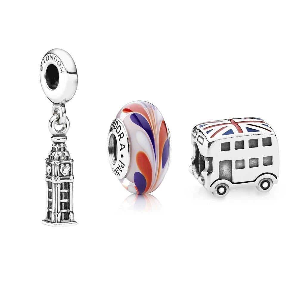 pandora charms london