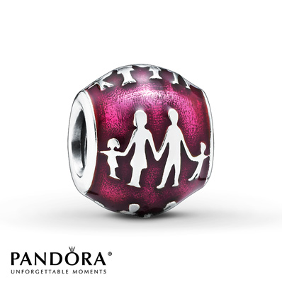 pandora charms parents