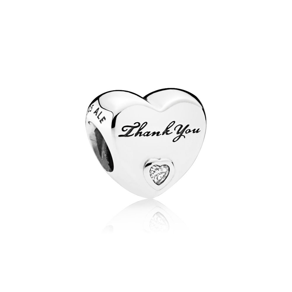 pandora charms thank you