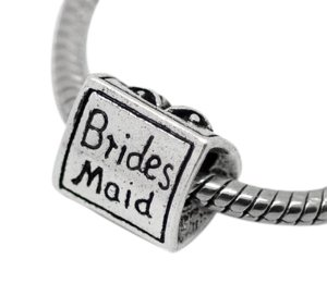 pandora charms uk bridesmaid