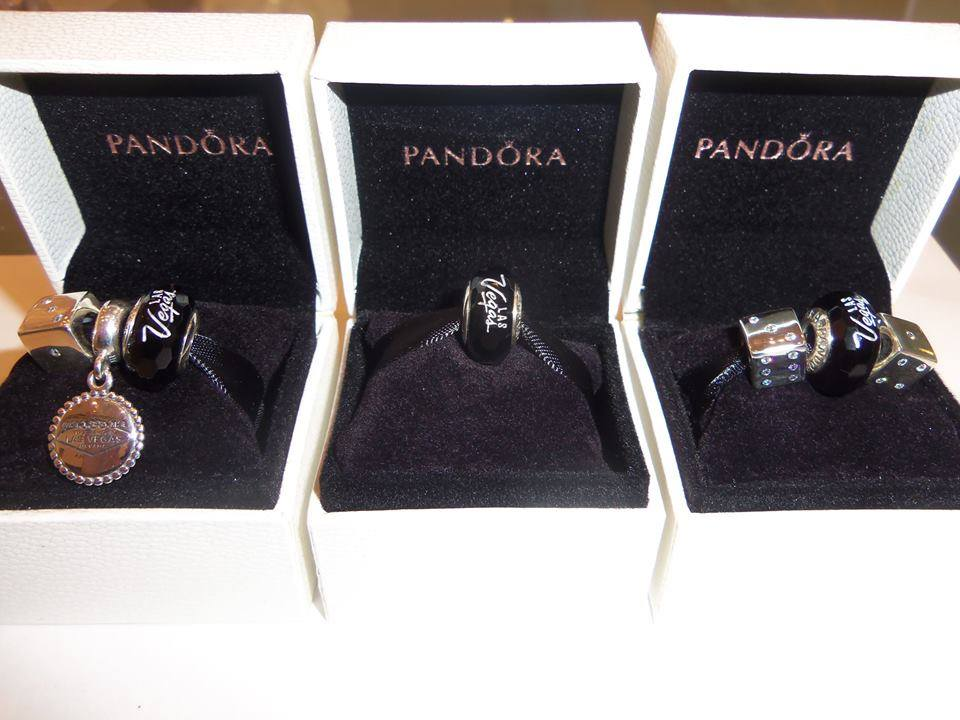 pandora charms you can only get in vegas