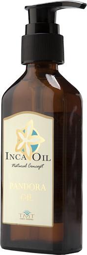pandora oil