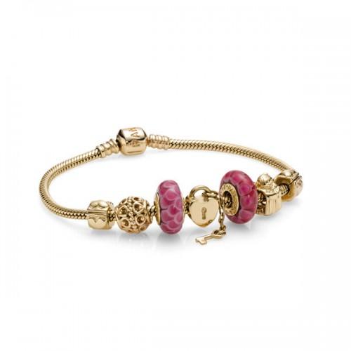 pandora or bracelet