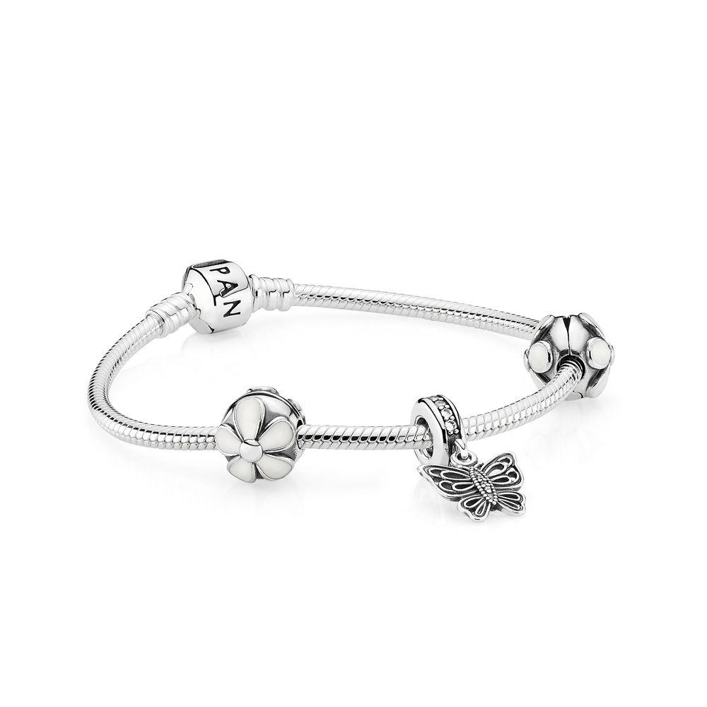 pandora pendentif bracelet